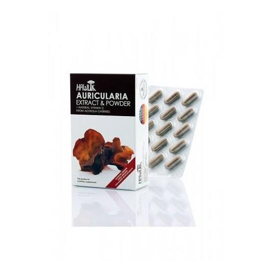 Auricularia (Auricularia polytricha)