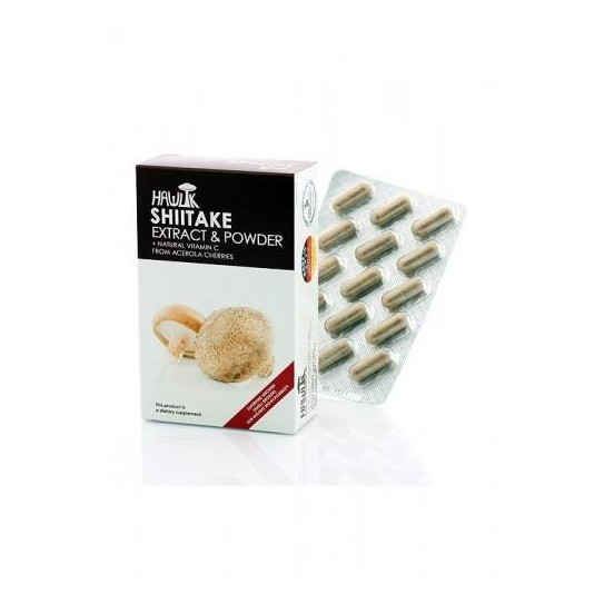 Shiitake (Lentinula edodes) SHIITAKE