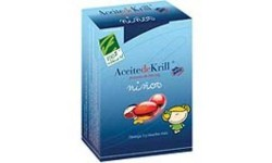 Aceite de Krill NKO niños 60 cápsulas