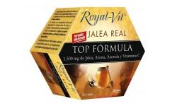 Royal-Vit Jalea Real Top Fórmula, 20 viales