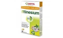 MINESIUM (Digestión y náuseas), 30 comprimidos