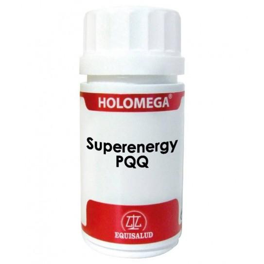 HOLOMEGA SUPERENERGY PQQ, 50 cáp.
