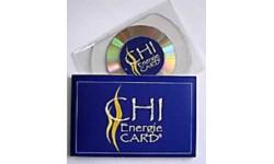 "Tarjeta Bioenergética ""CHI energie CARD"""