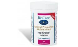 Methyl Pregnancy Multinutriente, 60 cápsulas