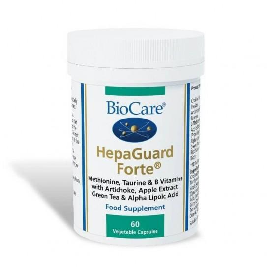 Hepa Guard Forte, 60 cápsulas