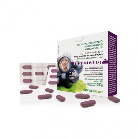 Resverasor Plus, 28 comprimidos