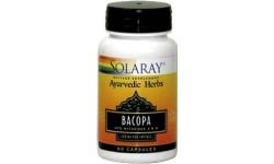 Bacopa-60 VegCaps. Apto para veganos.