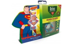 Pulsera Repelente Antimosquitos Superhéroes Superman