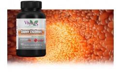Super Enzimas, 90 cápsulas vegetales