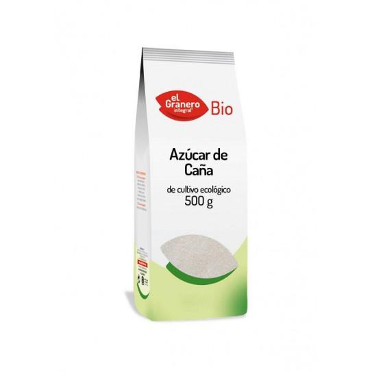 AZUCAR DE CAÑA BIO, 500 g