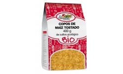 COPOS DE MAIZ TOSTADOS BIO, 400 g