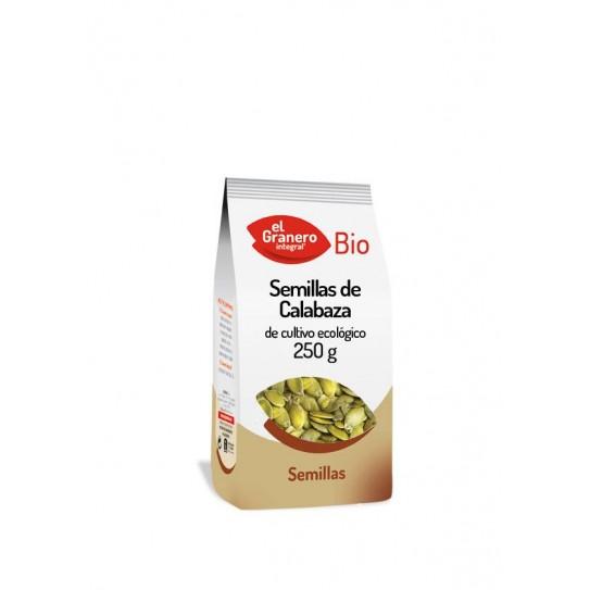 SEMILLAS DE CALABAZA BIO, 250 g
