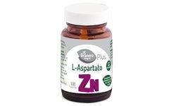 L-ASPARTATO DE ZINC, 100 COMPRIMIDOS 360 mg