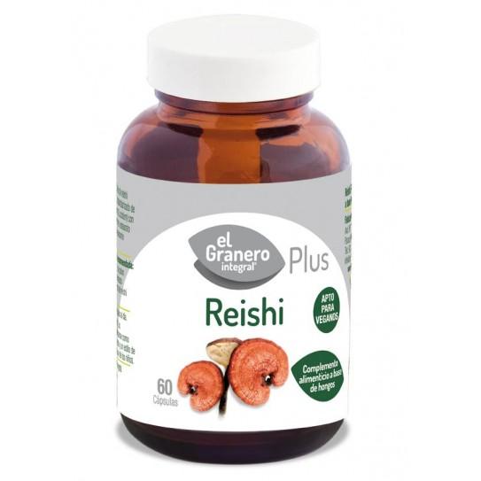 REISHI FORTE, 60 CAPSULAS 500 mg