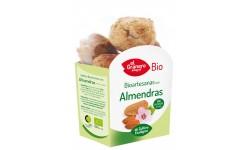 GALLETAS BIOARTESANAS ALMENDRA, 250 g