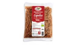 MACARRONES INTEGRALES DE ESPELTA BIO, 500 g