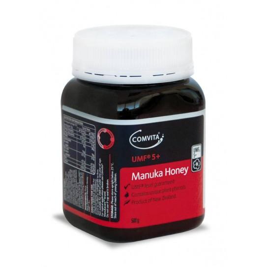 MIEL DE MANUKA UMF 5+ COMVITA, 500 g
