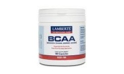 BCAA (Aminoácidos de Cadena Ramificada) 180 Caps
