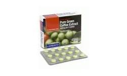 Extracto de Café Verde Puro 400 mg 60 Tabs