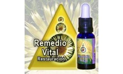 ESENCIAS TRIUNIDAD: REMEDIO VITAL, 25 ML.