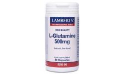L-Glutamina 500 mg 90 Caps