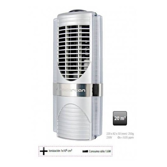 Purificador-ionizante de aire SC-2