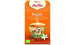 Yogi tea regaliz 17 x 1,8 g