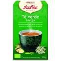 Yogi Tea verde Energía 17 x 1,8 g