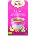 Yogi Tea para mujeres 17 x 1,8 g
