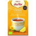 Yogi Tea Detox con limón 17 x 1,8