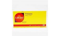 Labcatal-16 (Potasio) 28 Amp.
