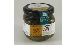 Tartar de Algas al Curry Ecológico