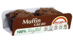MUFFIN CACAO PACK 2, 120 g