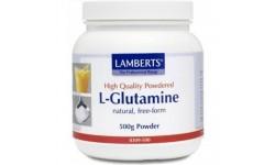 L-Glutamina (Polvo de alta calidad) 500 g Polvo