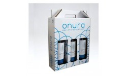 Agua Mineral Natural Onura (3 botellas)