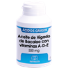 ACEITE HIGADO DE BACALAO CON VITAMINAS A-D-E 500 mg, 180 perlas