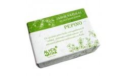 Jabón natural rejuvenecedor de Pepino 100gr.
