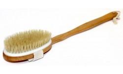 Cepillo largo para cuerpo con mango