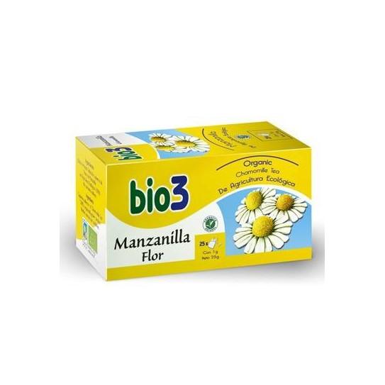 Manzanilla Flor Ecológica