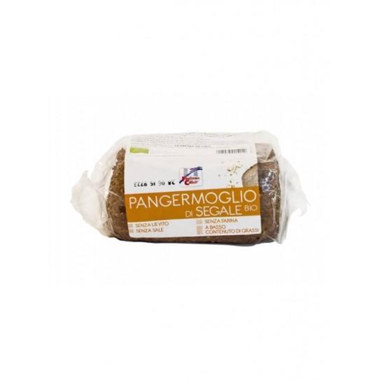 Pan germinado de centeno 400 g bio