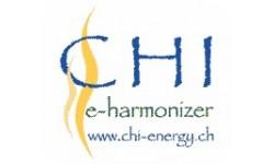 "Pegatina ""CHI e-Harmonizer"""