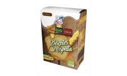 Biscotes de Espelta Bio, 200g