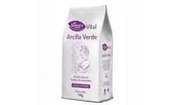 ARCILLA VERDE BOLSA, 1 Kg
