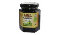 Miel con ajo negro, 240gr