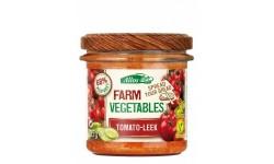 Mousse de tomate y puerro, 135g