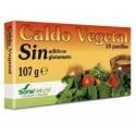 Caldo Vegetal Sin Aditivos ni Glutamato (10 pastillas)