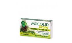 Mucolid Bronc, 24 Caramelos de Propoleo y Pino