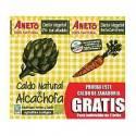 Caldo de Alcachofa Bio 1L (Regalo Caldo Zanahoria)