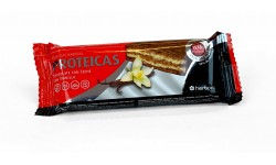 Barrita proteica chocolate con leche y vainilla, 47g