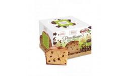 Panettone biológico de café y chocolate, 500gr